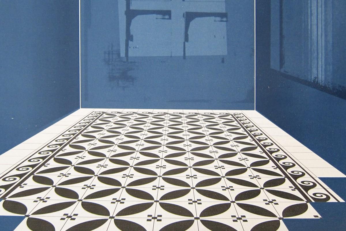 steinzeugfliesen als rand und eckfliesen von replicata formsch ne reproduktionen rund ums. Black Bedroom Furniture Sets. Home Design Ideas